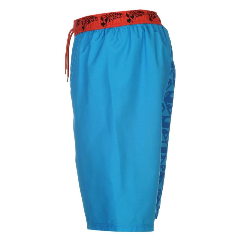 Plavky Character Board Shorts Mens Superman