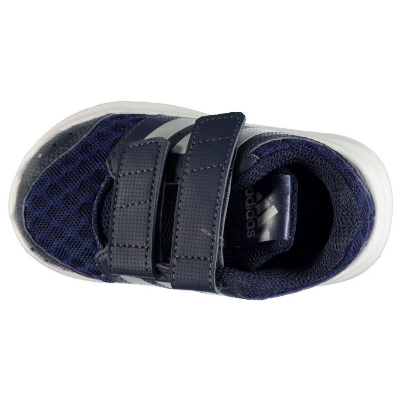 Boty adidas LK Sport Mesh Infants Trainers Navy/White