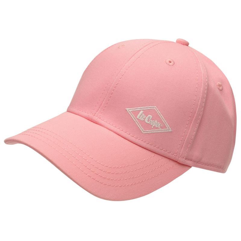 Lee Cooper Mens Cap Pink