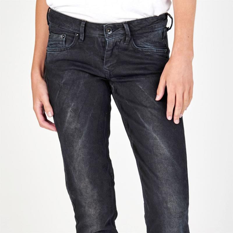 Pepe Jeans Slim Jeans Black