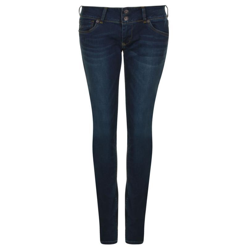 PEPE JEANS Vera Jeans Dark Blue