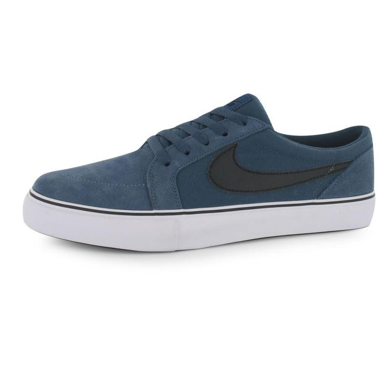 Boty Nike SB Satire II Shoes Mens DkBlue/Black, Velikost: UK6 (euro 39)