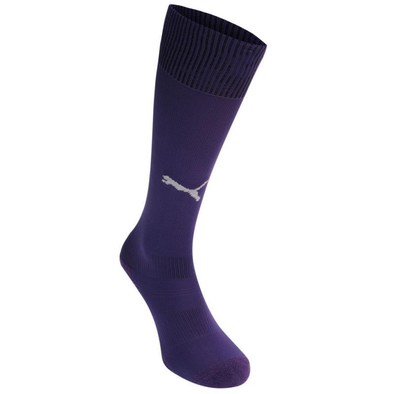 Ponožky Puma Team Socks Violet/White