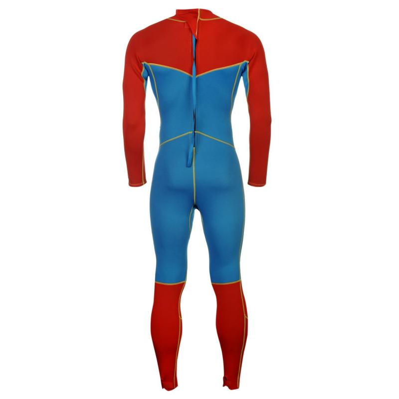 Mikina Character Wetsuit Mens Superman