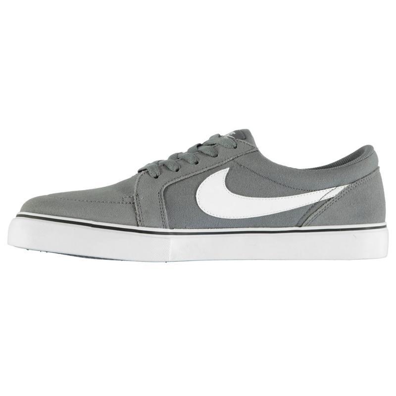 Boty Nike SB Satire II Shoes Mens Grey/White, Velikost: UK6 (euro 39)