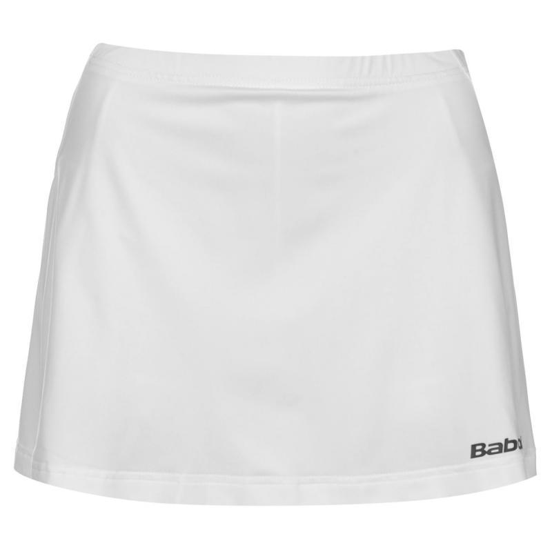 Sukně Babolat Core Tennis Skort Ladies White