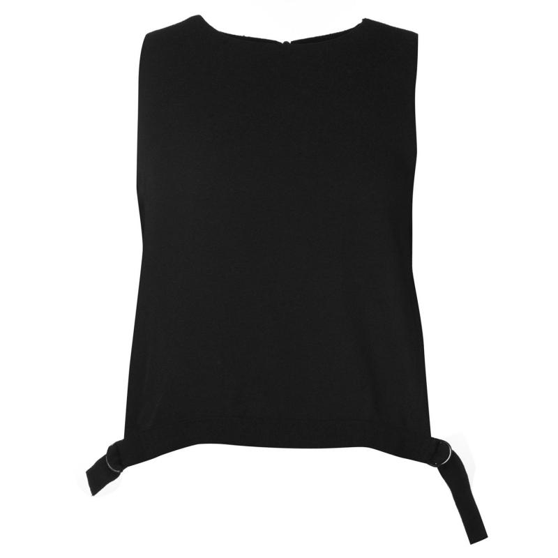 Vero Moda Tora Sleeveless Top Black