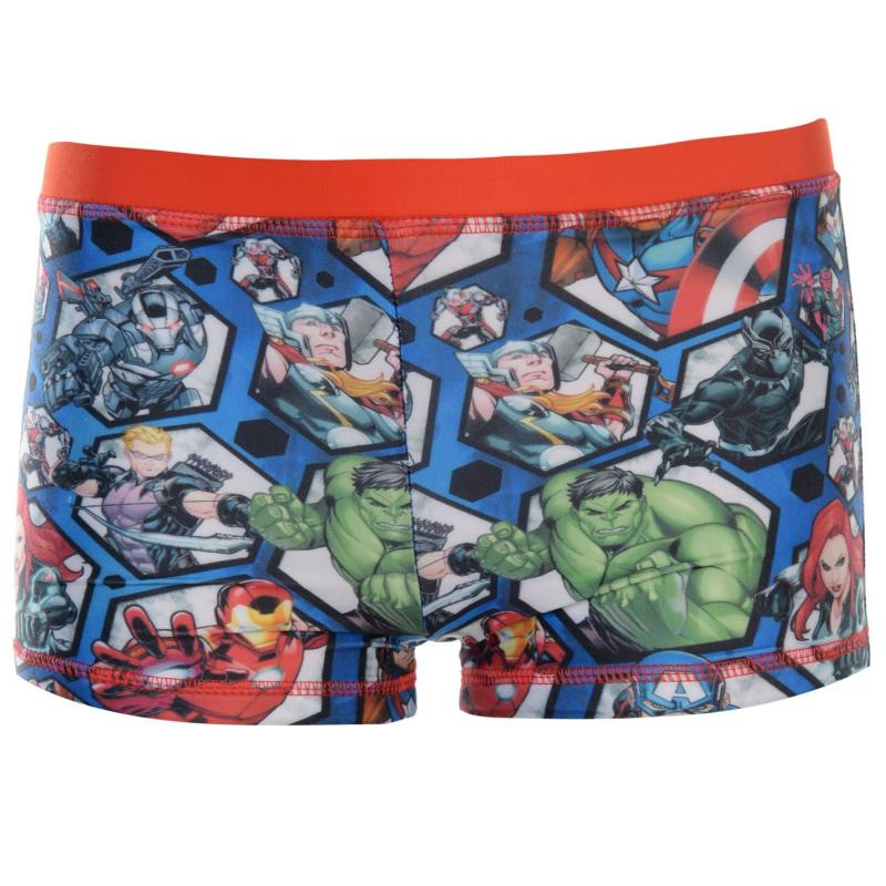 Plavky Character Swim Pants Infant Boys Superman