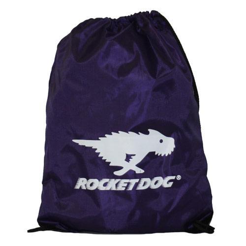 Rocket Dog Womens Drawstring Bag Purple, Velikost: Jedna velikost