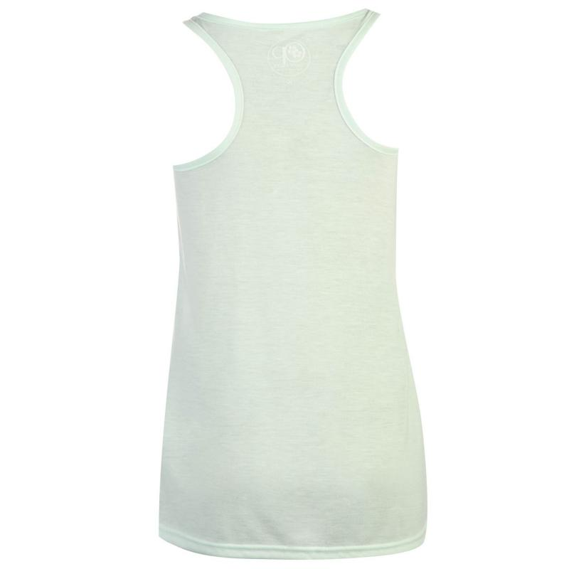 Ocean Pacific Long Vest Ladies Aqua
