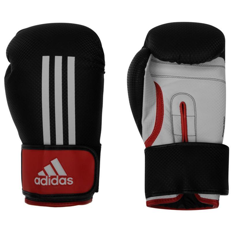 Šaty adidas Energy 200 Training Boxing Gloves Black/White