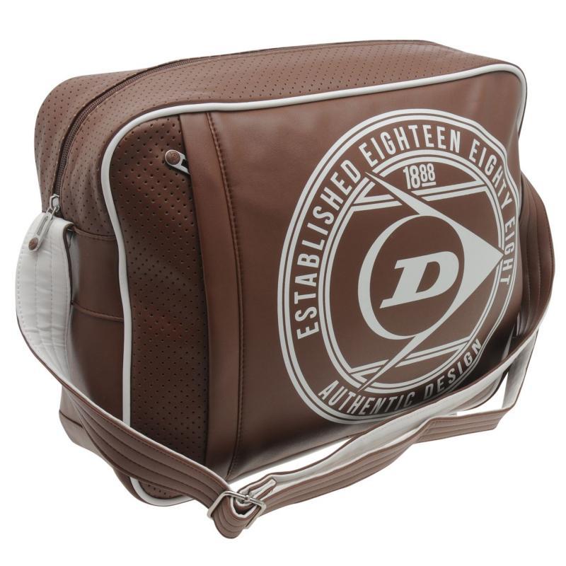 Dunlop Flash Flight Bag Charcoal/White, Velikost: ostatní