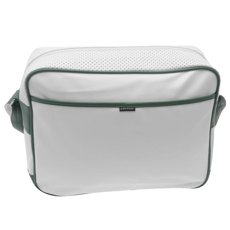 Dunlop Flash Flight Bag Charcoal/White