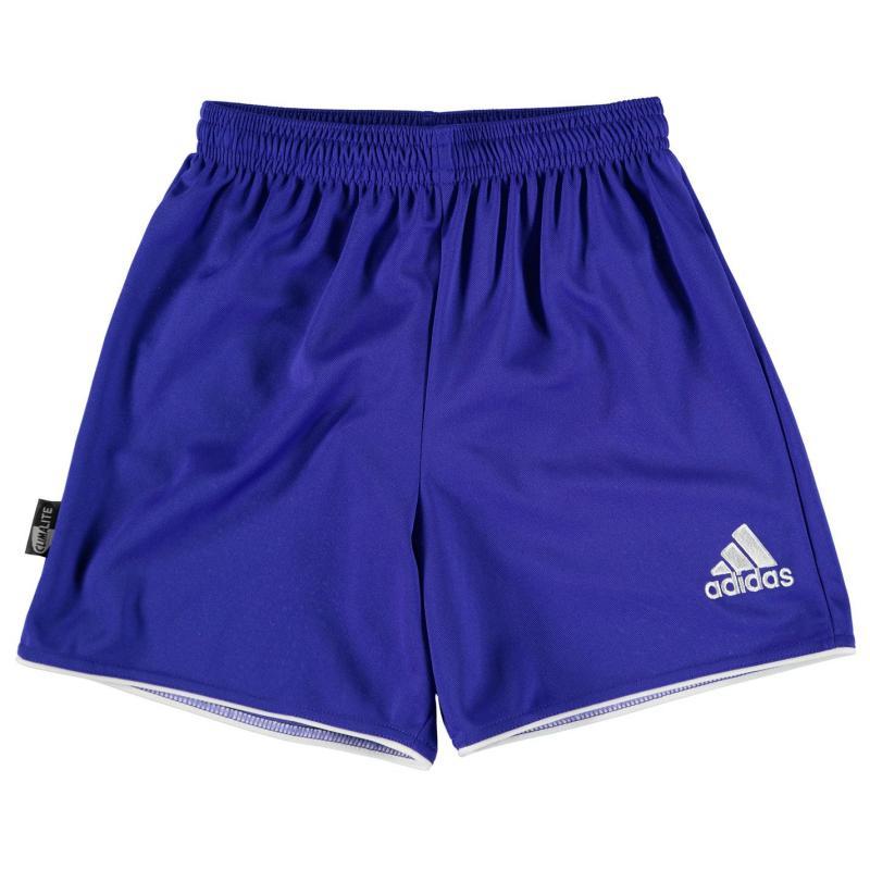 Kraťasy adidas Parma WB Shorts Mens Cobalt/White