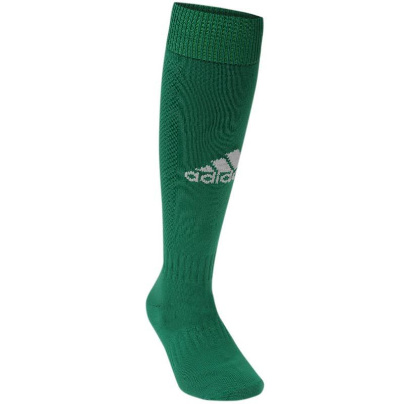 Ponožky adidas Milano Football Socks Mens Green/White