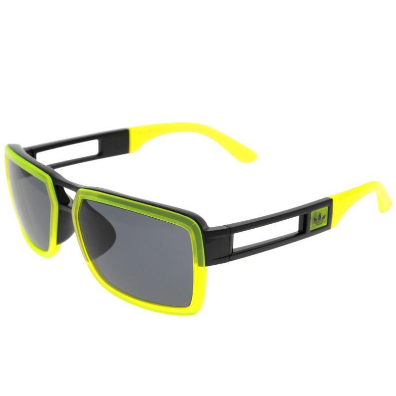 Adidas Originals Custom Lo Sunglasses Lemon/Black