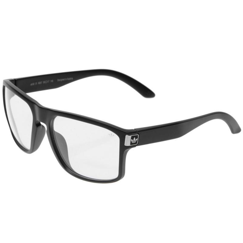Adidas Originals Malibu Sunglasses Black/Clear