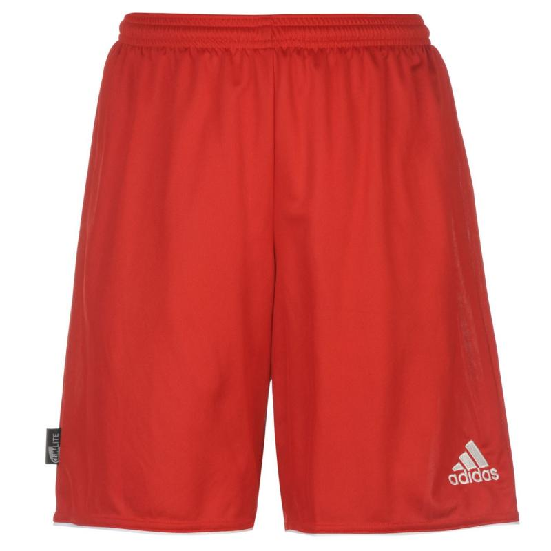 Kraťasy adidas Parma WB Shorts Mens Red/White