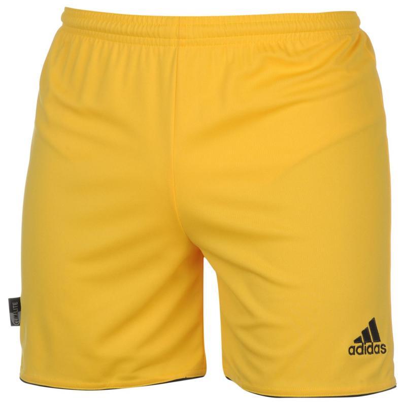 Kraťasy adidas Parma WB Shorts Mens Yellow/Black