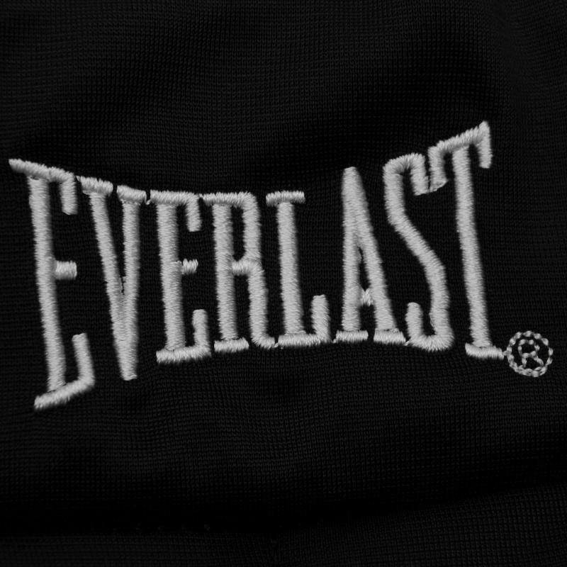 Tepláky Everlast Classic Mens Track Pants Black/Yellow