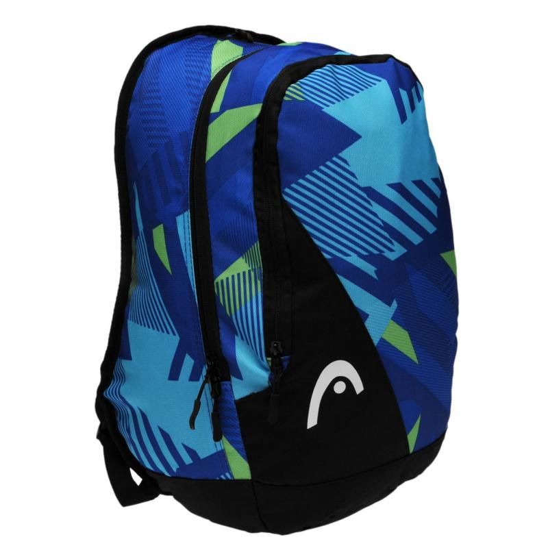 HEAD Fusion Backpack 72 Blue Graphic