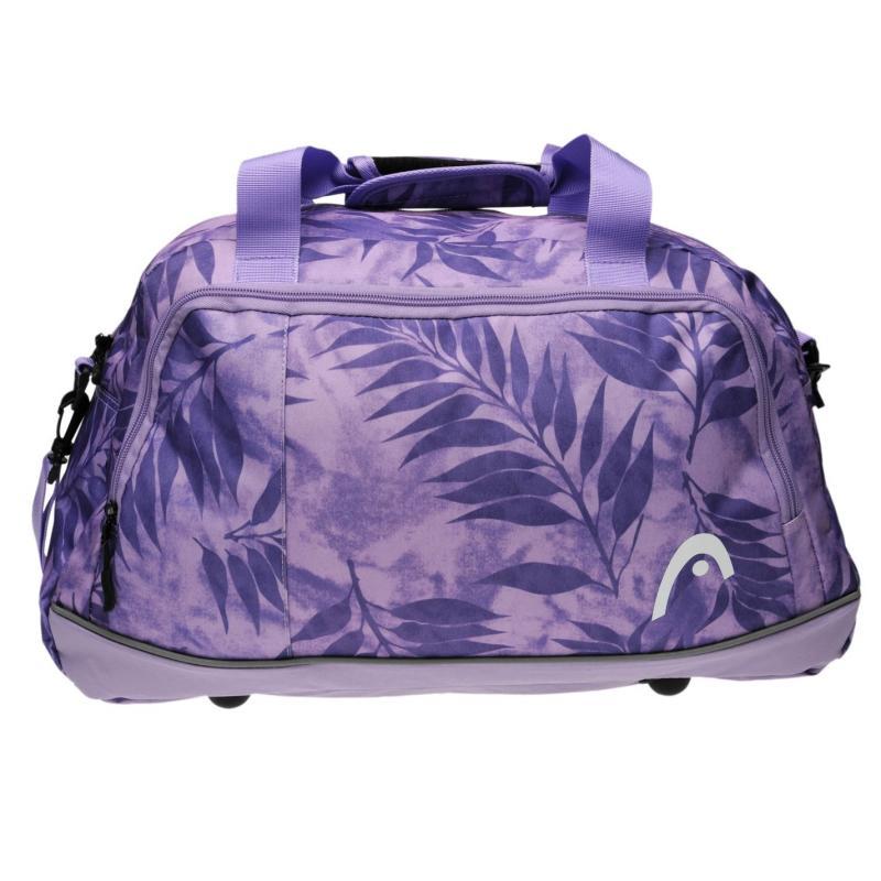 HEAD Tropical Holdall Lilac Print