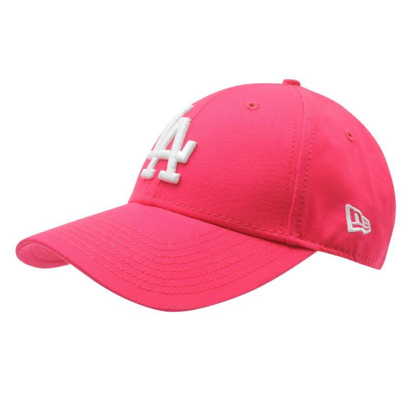New Era Essential Baseball Cap LA Pink