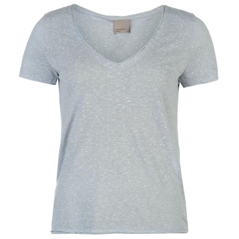 Vero Moda Lily Allen Freya T Shirt Blue