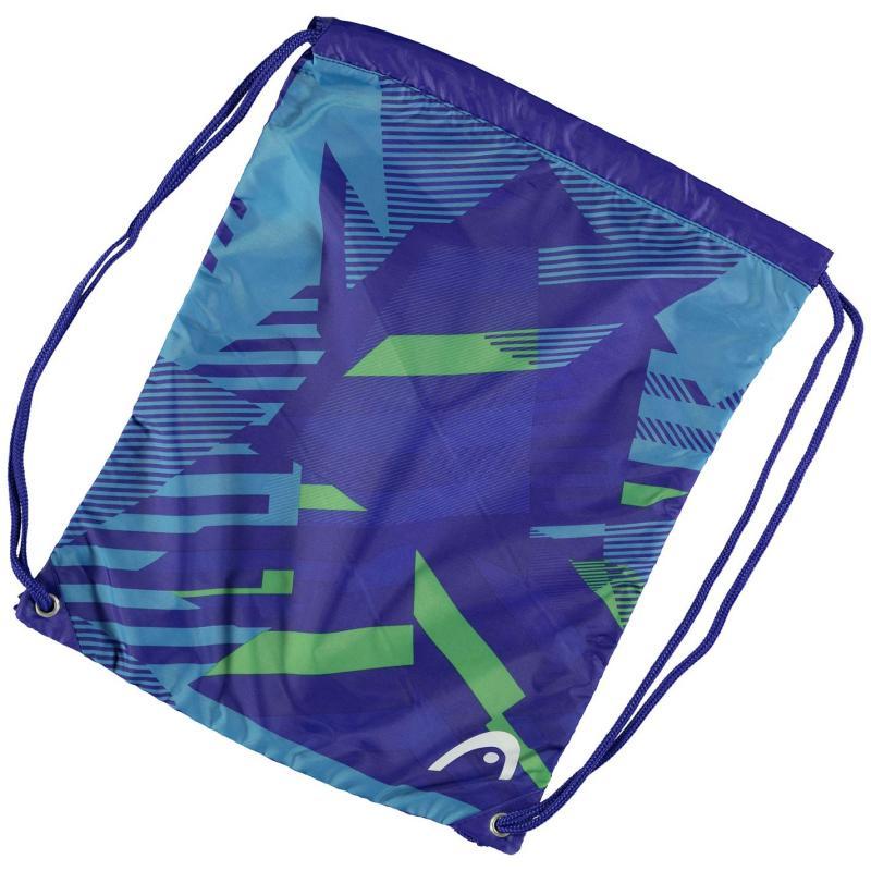 HEAD Fusion Gym Bag 71 Blue Graphic