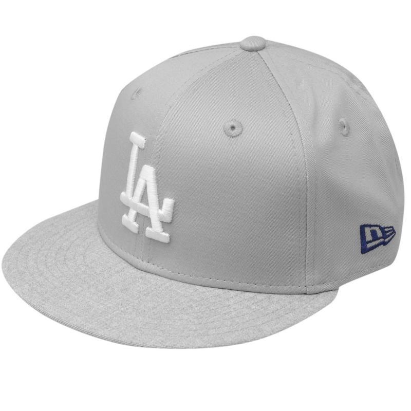 New Era LA Team Snapback LA Grey