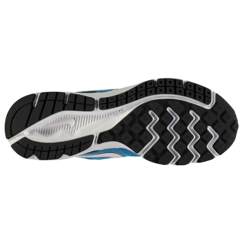 Boty Nike Downshifter Running Shoes Mens Blue/White