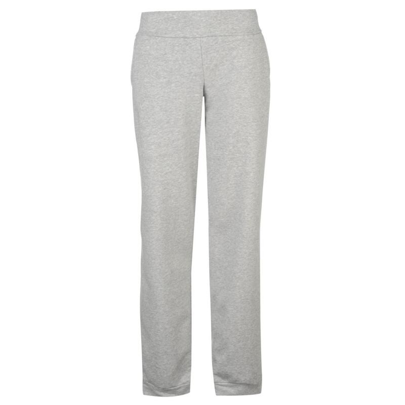Tepláky adidas Essentials Cuff Jogging Pants Ladies Grey
