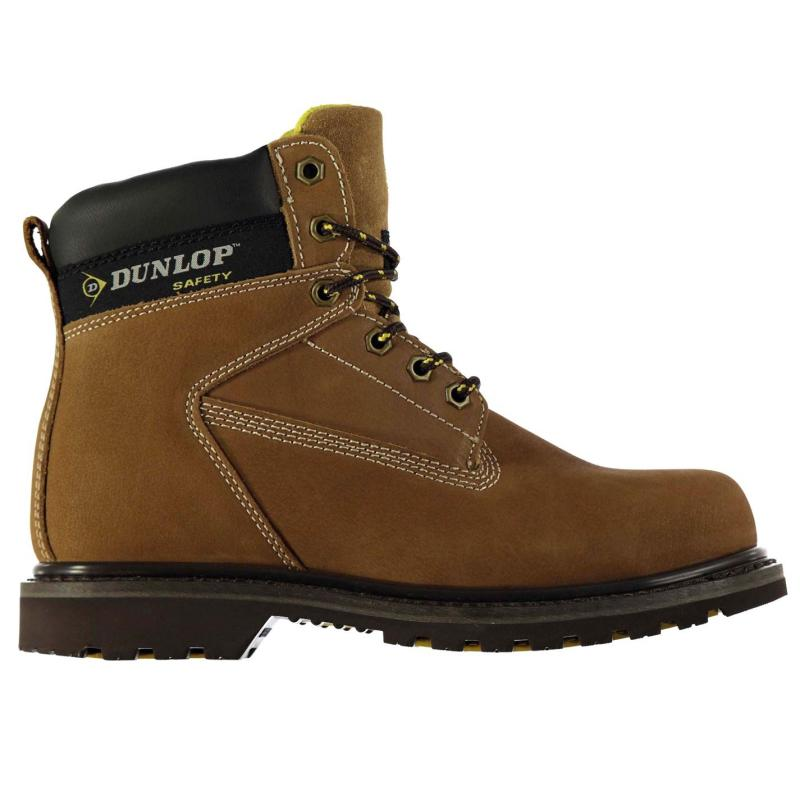 Boty Dunlop Detroit Mens Safety Boots Sundance, Velikost: 12 (M)