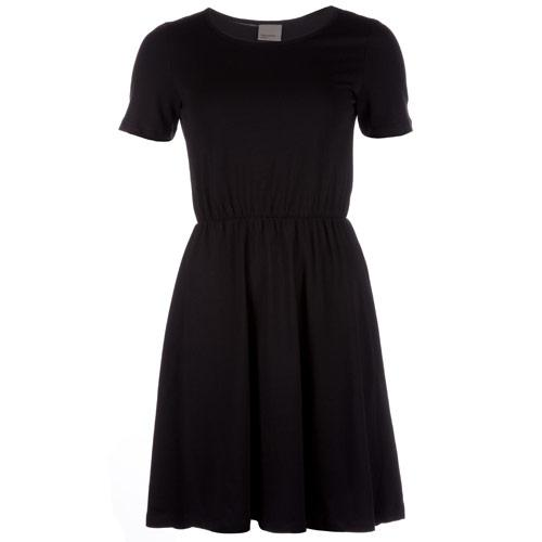 Šaty Vero Moda Womens Arina Dress Black