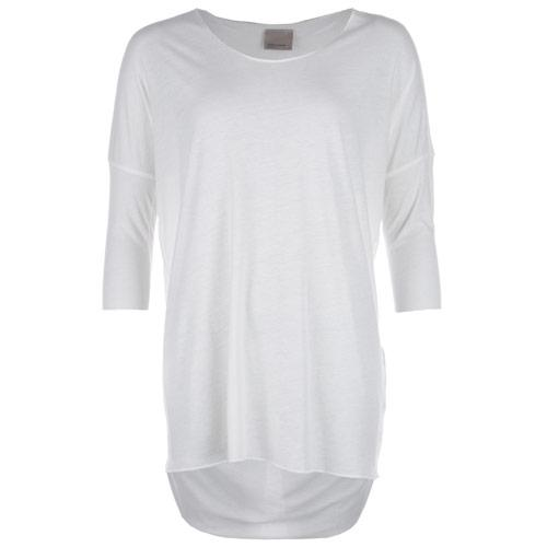 Vero Moda Womens Lua Lolly Oversize Top White