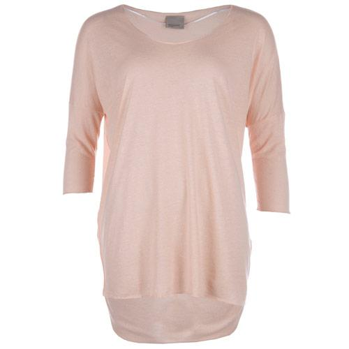Vero Moda Womens Lua Lolly Oversize Top Rose