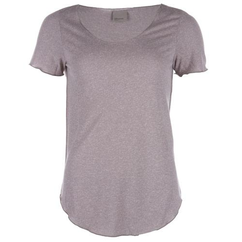 Vero Moda Womens Lua Top Grey Marl