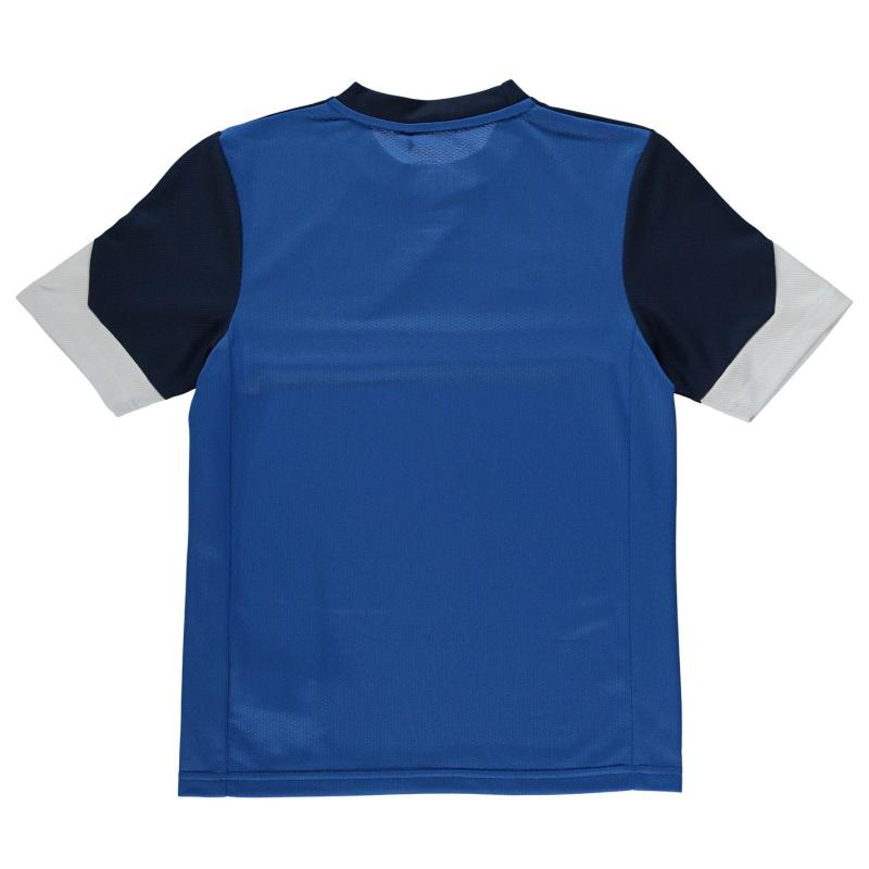 Tričko Sondico Oldham Athletic FC Training T Shirt Junior Boys Royal/Navy