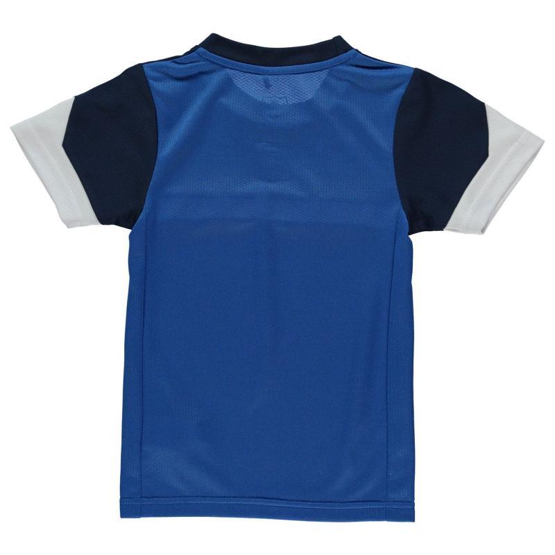 Tričko Team Portsmouth FC Training T Shirt Infant Boys Royal/Navy