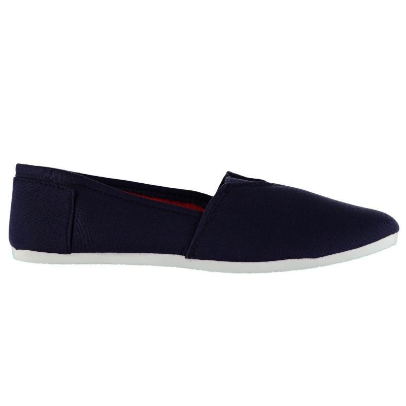 Boty Giorgio Canvas Shoes Junior Boys Navy
