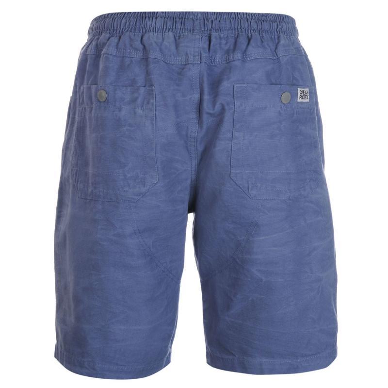 Kraťasy Ocean Pacific Walk Shorts Mens Light Blue