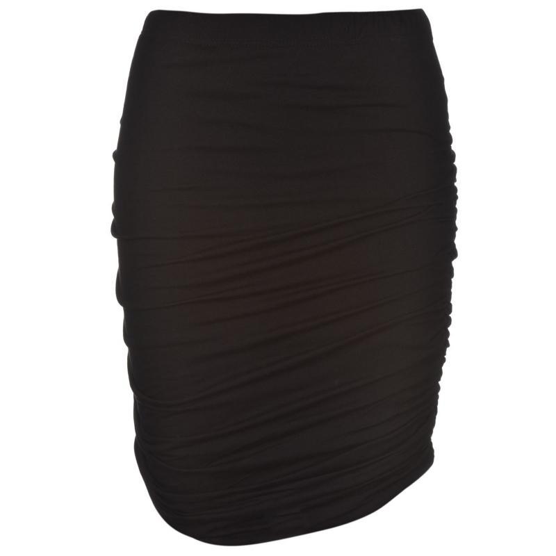 Sukně JDY Kira Short Skirt Black