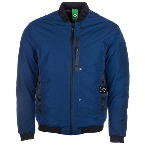 Bunda MA.STRUM Mens ID Flight Jacket Blue