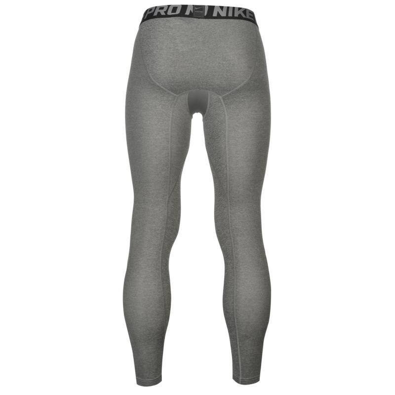 Nike Pro Swoosh Tights Mens Grey