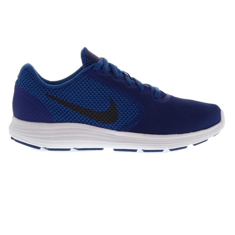Boty Nike Revolution 3 Running Shoes Mens Grey/Black