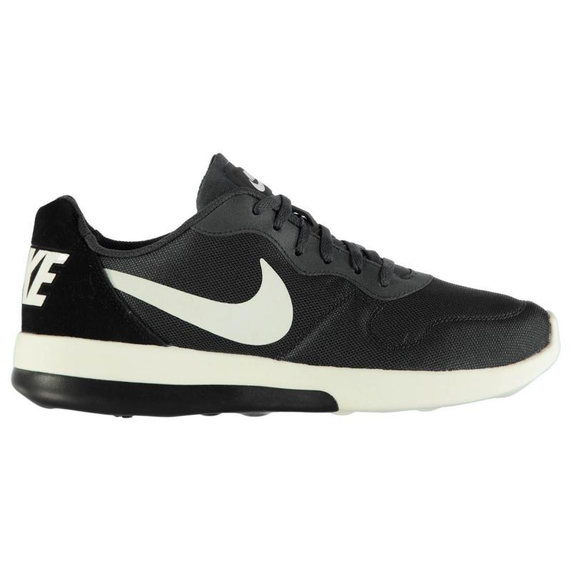 Boty Nike MD Runners Ladies Black/Grey, Velikost: UK6 (euro 39)