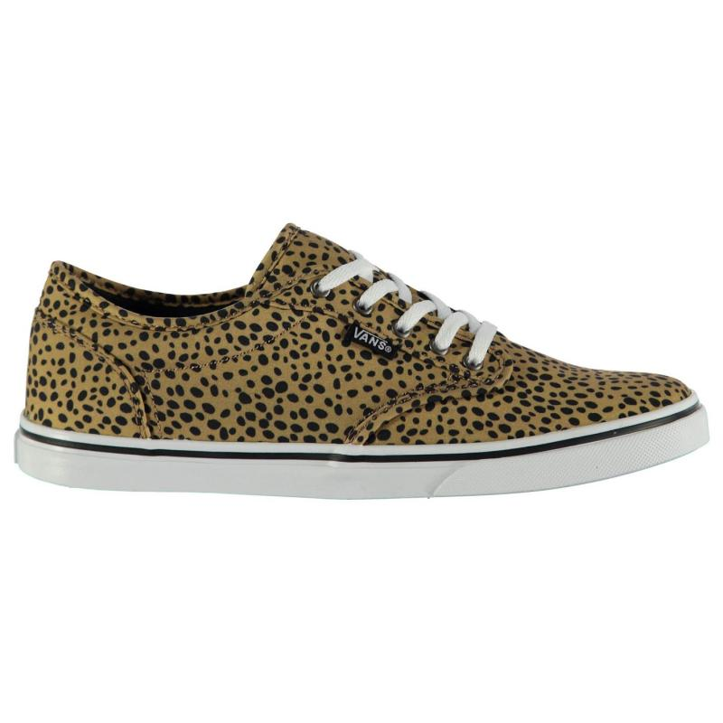 Boty Vans Atwood Low Season Canvas shoes Cheetah