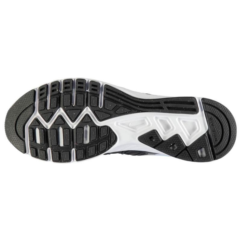 Nike Air Relentless 6 Mens Trainers Black/White, Velikost: UK9 (euro 43)