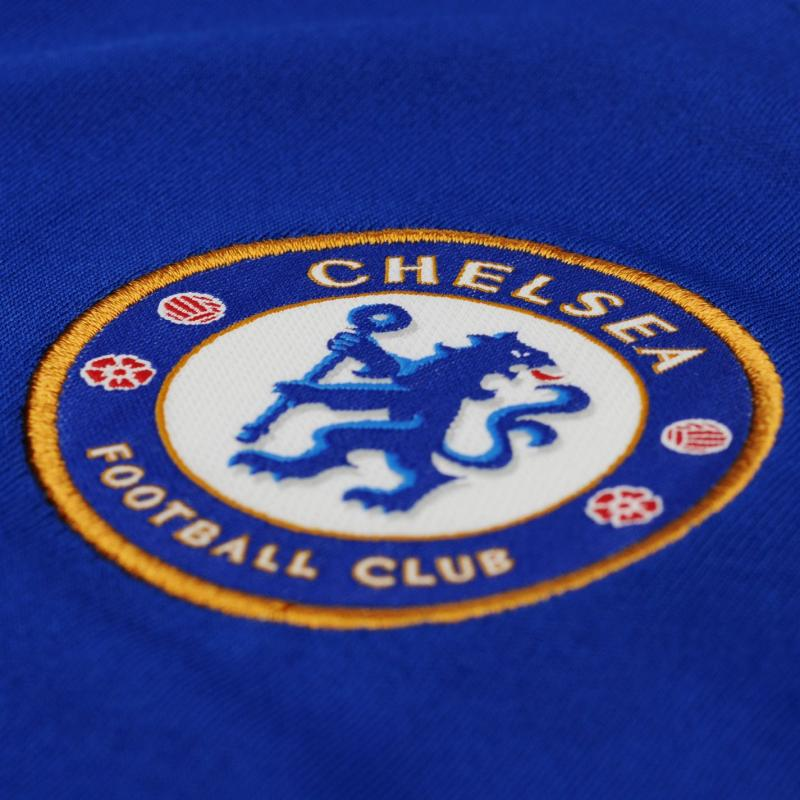 Tričko Source Lab Chelsea Poly Tee Junior Boys Royal