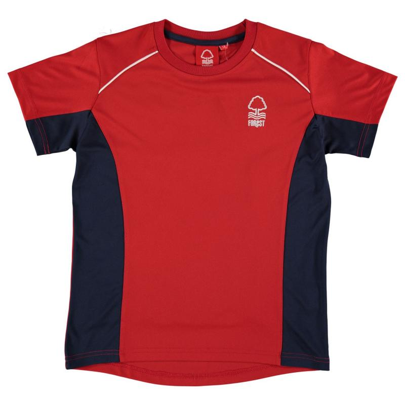 Tričko Source Lab Nottingham Forest FC T Shirt Infant Boys Red